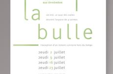 LA BULLE – RESTAURANT ÉPHÈMÈRE
