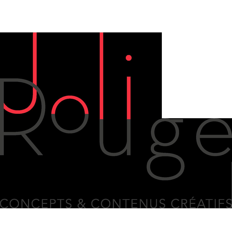 identité graphique Joli Rouge