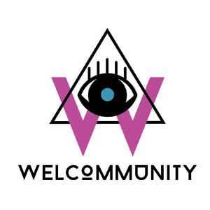 Identité visuelle Welcommunity