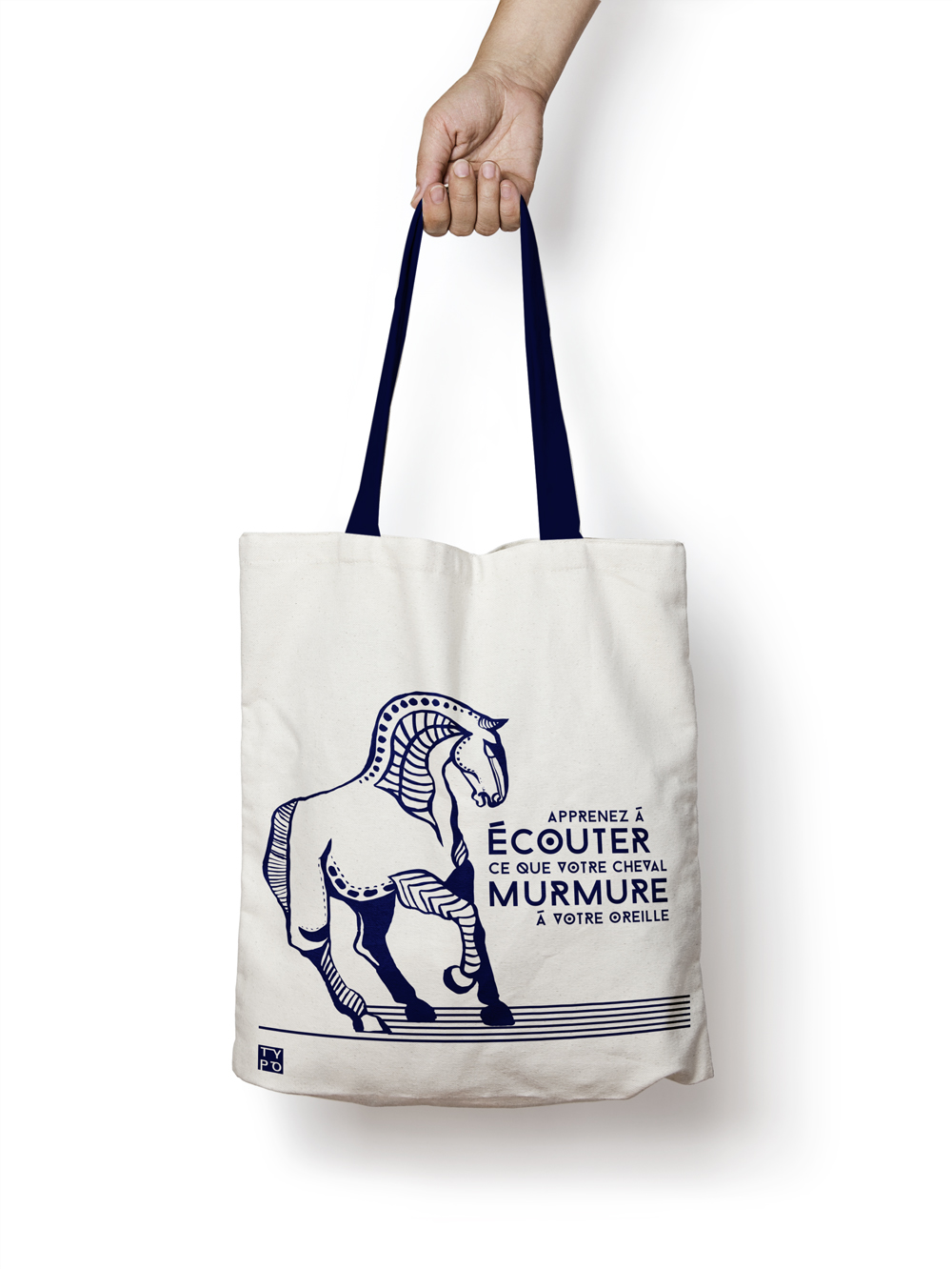 Tote bag Mythique
