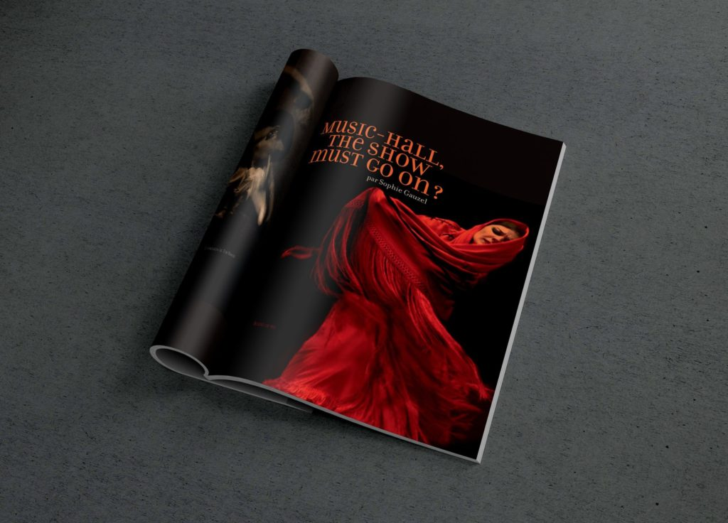 Édition magazine Abazy Danse