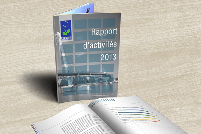 communication de l'eurodistrict brochure