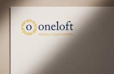 Logotype appartement de luxe ONELOFT